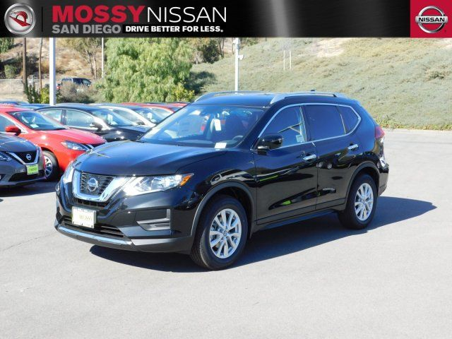 Mossy Nissan Chula Vista >> 2019 Nissan Rogue For Sale In San Diego San Diego Area Dealership