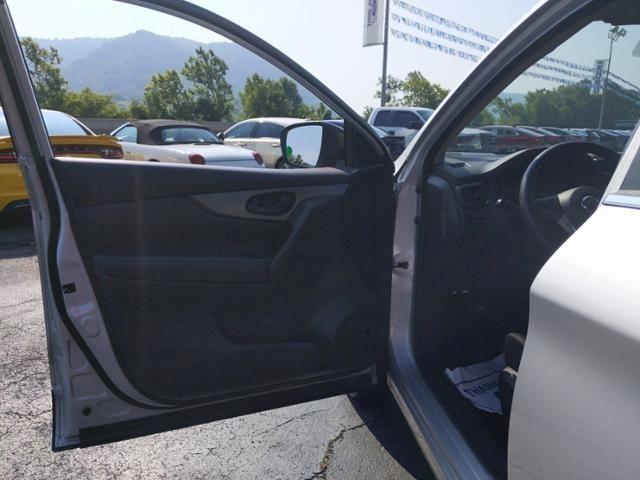 2019 Nissan Rogue Sport AWD S