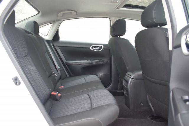 2019 Nissan Sentra SV CVT  | HEATED SEATS | SUNROOF