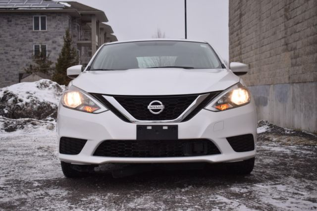 2019 Nissan Sentra SV CVT  | HEATED SEATS | SUNROOF