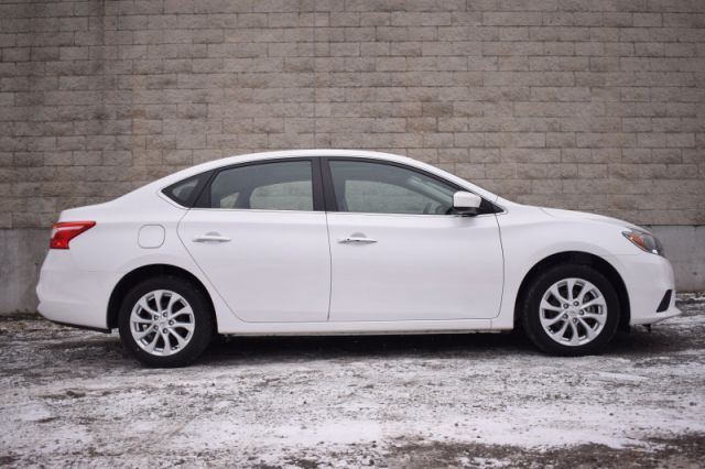 2019 Nissan Sentra SV CVT  | HEATED SEATS | SUNROOF |