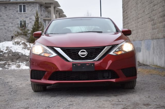 2019 Nissan Sentra SV CVT  | SUNROOF | HEATED SEATS |