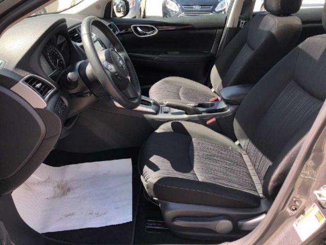 2019 Nissan Sentra SV CVT   Heated Seats-Sunroof-Push Button Start- Back Up Camera-