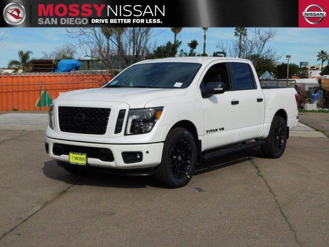 2019 Nissan Titan for Sale in San Diego | San Diego Area