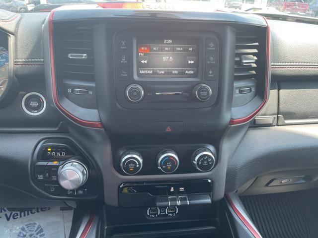 2019 Ram 1500 Rebel 4x4 Quad Cab 64 Box