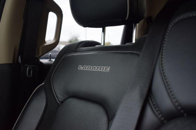 2019 Ram 1500 Laramie  | LEATHER | HEATED WHEEL | COOLED SEATS | NAV |