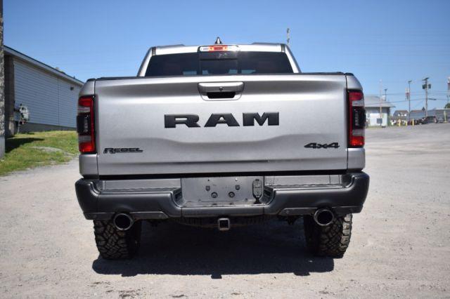 2019 Ram 1500 Rebel  | 4X4 | HEATED SEATS & WHEEL |