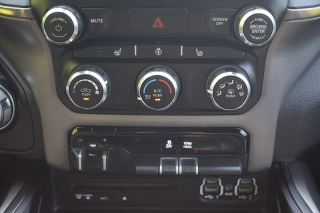 2019 Ram 1500 Sport  -  Android Auto