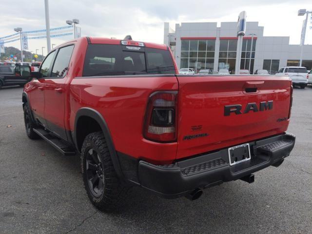 2019 Ram 1500 Rebel 4x4 Crew Cab 57 Box