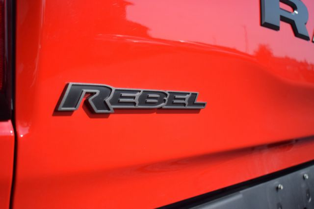 2019 Ram 1500 Rebel  -  Off-Road Ready