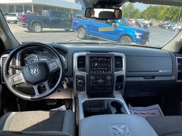 2019 Ram 1500 Classic Big Horn 4x4 Crew Cab 64 Box