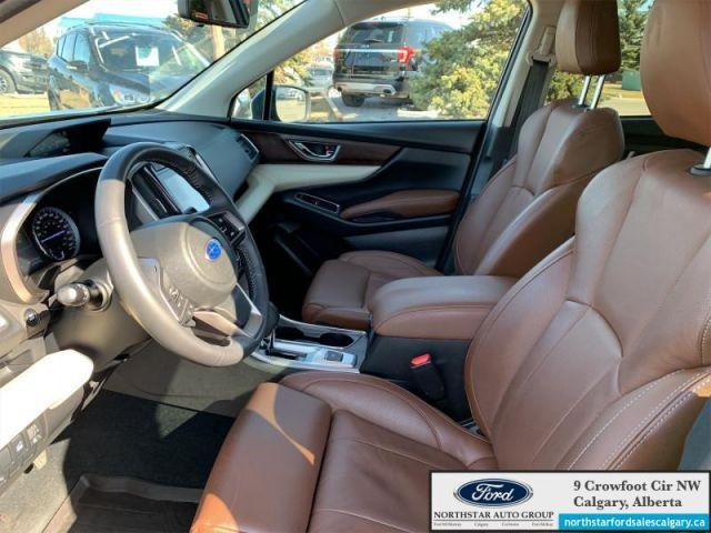 2019 Subaru Ascent Premier   LEATHER  MOONROOF  NAVIGATION  7 SEATER  - $264 B/W