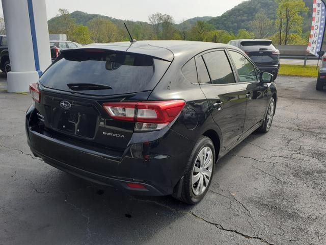 2019 Subaru Impreza 2.0i 5-door Manual