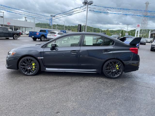 2019 Subaru WRX STI Limited Manual w/Wing Spoiler