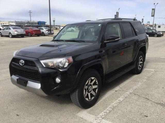 2019 Toyota 4Runner SR5 Package  - Navigation