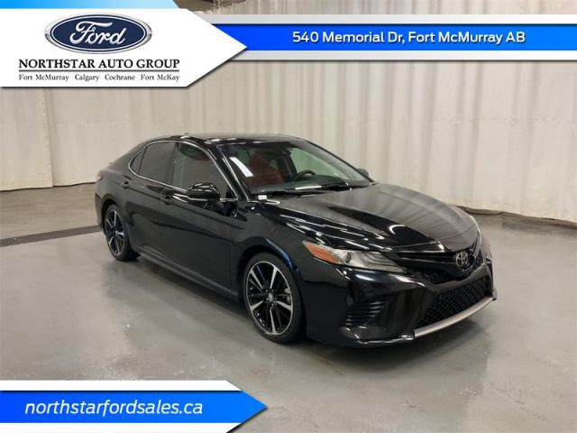 2019 Toyota Camry XSE V6  |ALBERTA'S #1 PREMIUM PRE-OWNED SELECTION