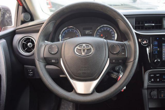 2019 Toyota Corolla LE CVT  | BLUETOOTH | BACK UP CAM |