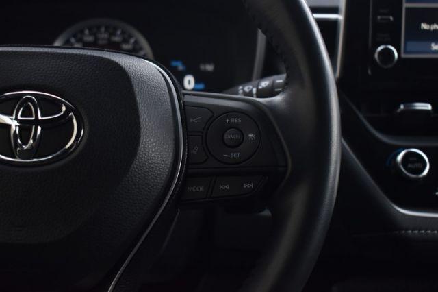 2019 Toyota Corolla Hatchback CVT  LANE ASSIST   BLUETOOTH