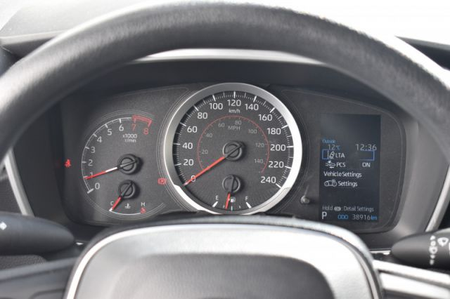 2019 Toyota Corolla Hatchback SE Package  - Navigation