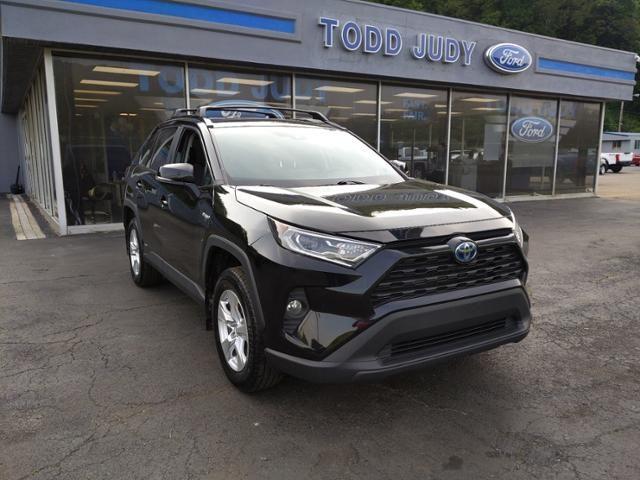2019 Toyota RAV4 Hybrid XLE AWD