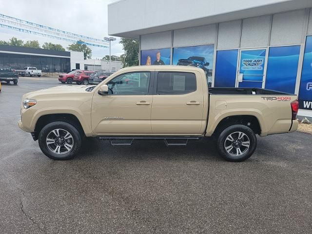 2019 Toyota Tacoma TRD Sport Double Cab 5 Bed V6 AT