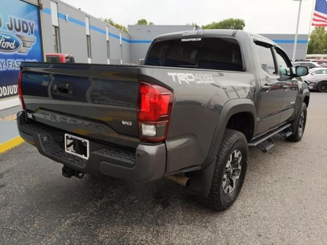 2019 Toyota Tacoma TRD Off Road Double Cab 5 Bed V6 A