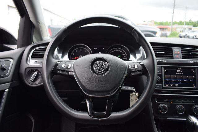 2019 Volkswagen Golf SportWagen Comfortline DSG 4MOTION