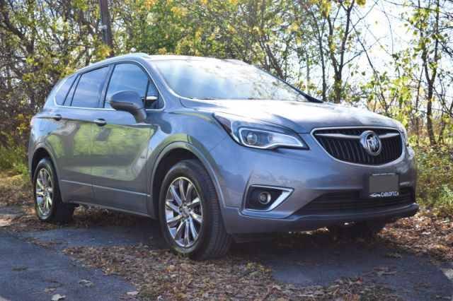 2020 Buick Envision Essence  HEATED SEATS | LEATHER SEATS | BACK UP CAM | AWD