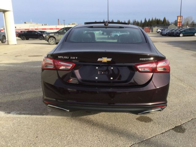 2020 Chevrolet Malibu Premier  -  Leather Seats