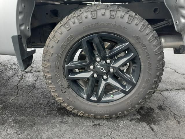 2020 Chevrolet Silverado 1500 4WD Crew Cab 147 LT Trail Boss
