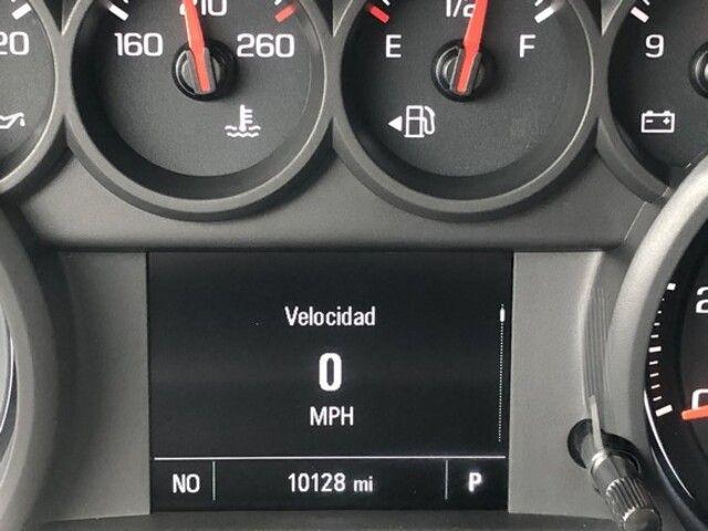 2020 Chevrolet Silverado 1500 2WD Crew Cab 147 Custom
