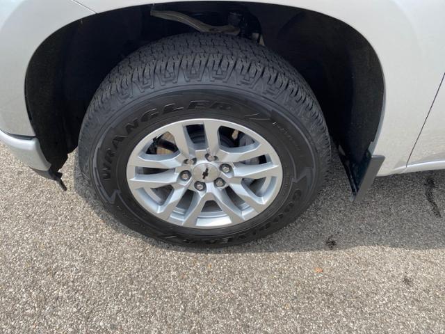 2020 Chevrolet Silverado 1500 4WD Crew Cab 147 RST