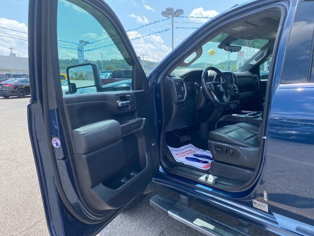 2020 Chevrolet Silverado 2500HD 4WD Crew Cab 159 LTZ
