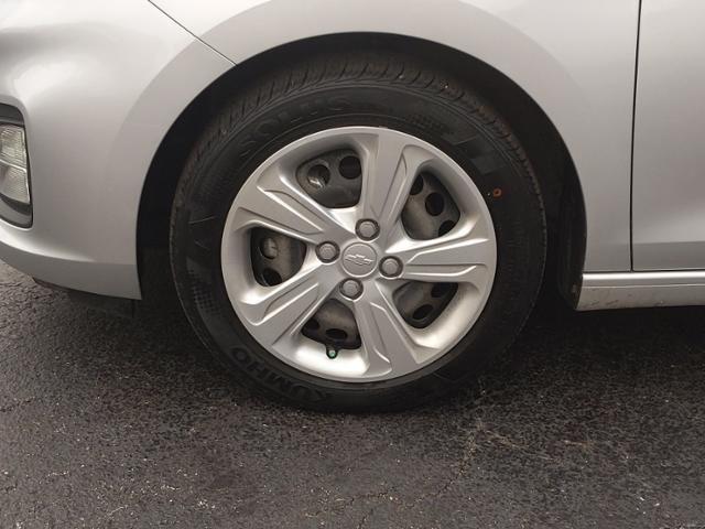 2020 Chevrolet Spark 4dr HB CVT LS