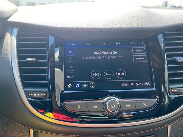 2020 Chevrolet Trax FWD 4dr LS