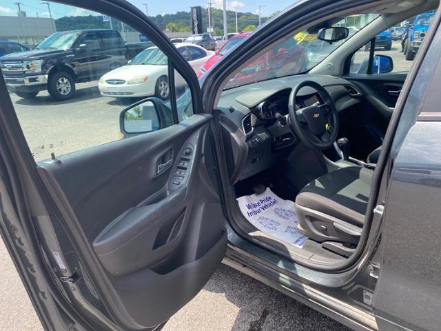 2020 Chevrolet Trax AWD 4dr LS