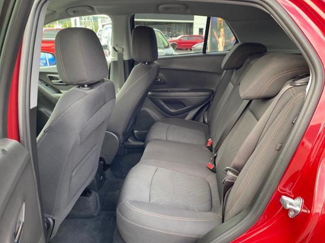 2020 Chevrolet Trax AWD 4dr LT