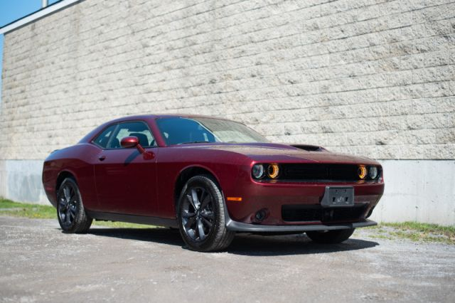 2020 Dodge Challenger GT  - Hood Scoop -  Sport Mode