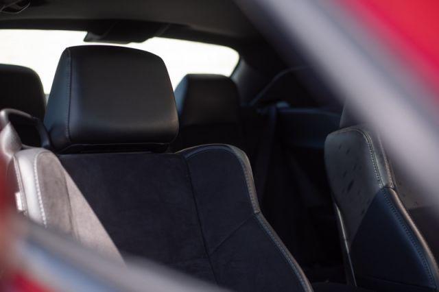 2020 Dodge Challenger GT  - Hood Scoop -  Sport Mode