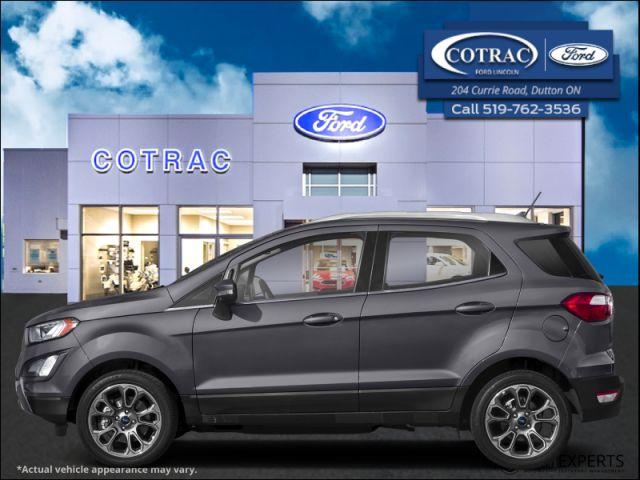 2020 Ford EcoSport SE FWD  - Heated Seats - $167 B/W