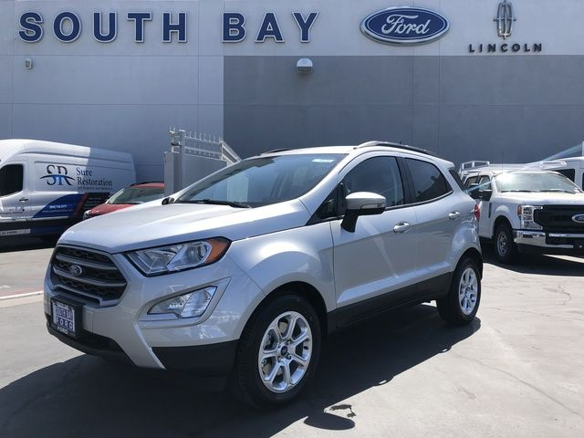 2020 Ford EcoSport SE FWD