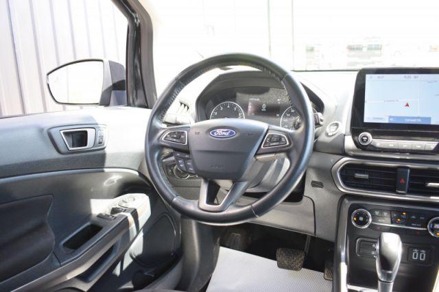 2020 Ford EcoSport SE 4WD  | NAV | HEATED SEATS | SUNROOF |