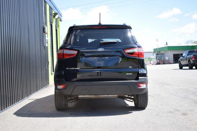 2020 Ford EcoSport SE 4WD    NAV   HEATED SEATS   SUNROOF  
