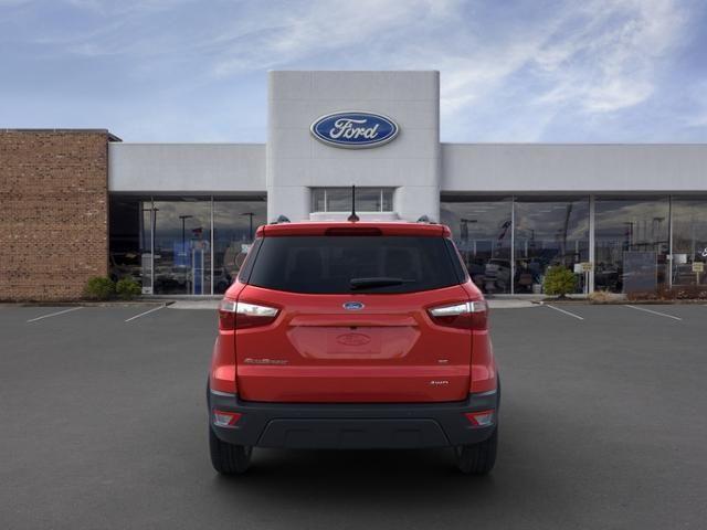2020 Ford EcoSport SE 4WD