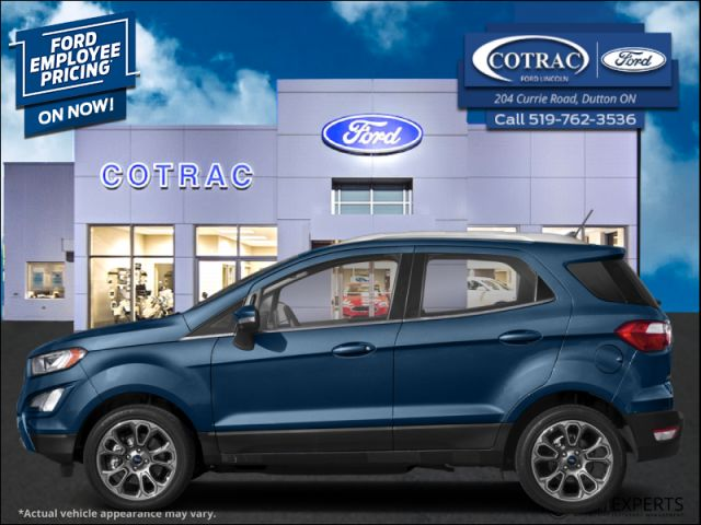 2020 Ford EcoSport SE 4WD  - Heated Seats - $184 B/W
