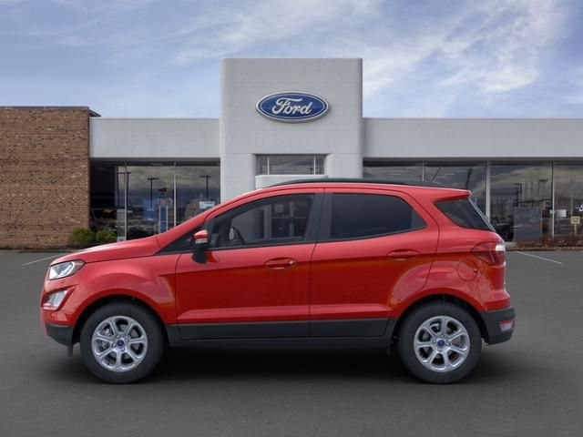 2020 Ford EcoSport SE 4WD