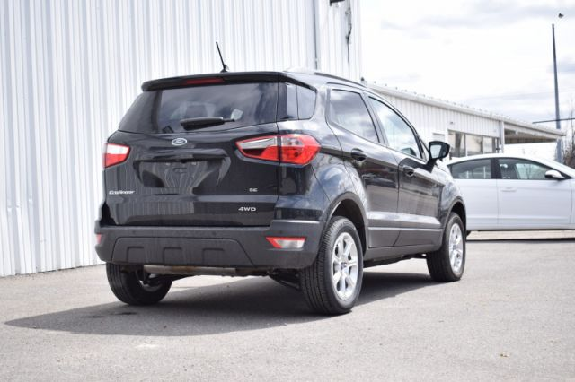 2020 Ford EcoSport SE 4WD  | NAV | HEATED SEATS & WHEEL |
