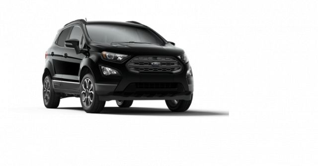 2020 Ford EcoSport SES