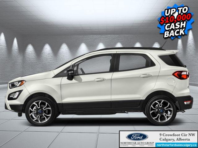 2020 Ford EcoSport SES 4WD  - $182 B/W