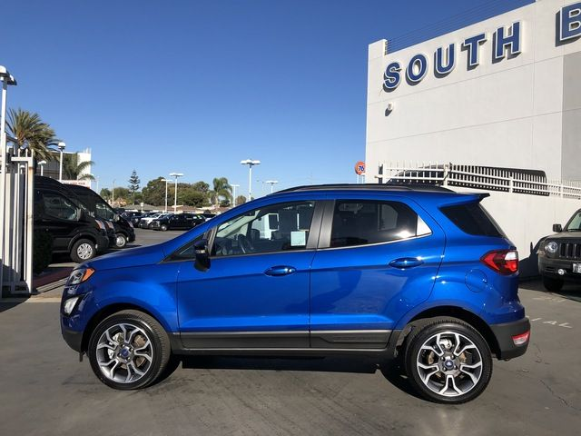 2020 Ford EcoSport SES 4WD